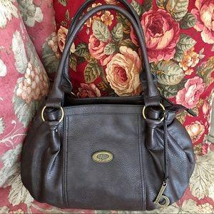 BOC Born Leather Shoulder Handbag